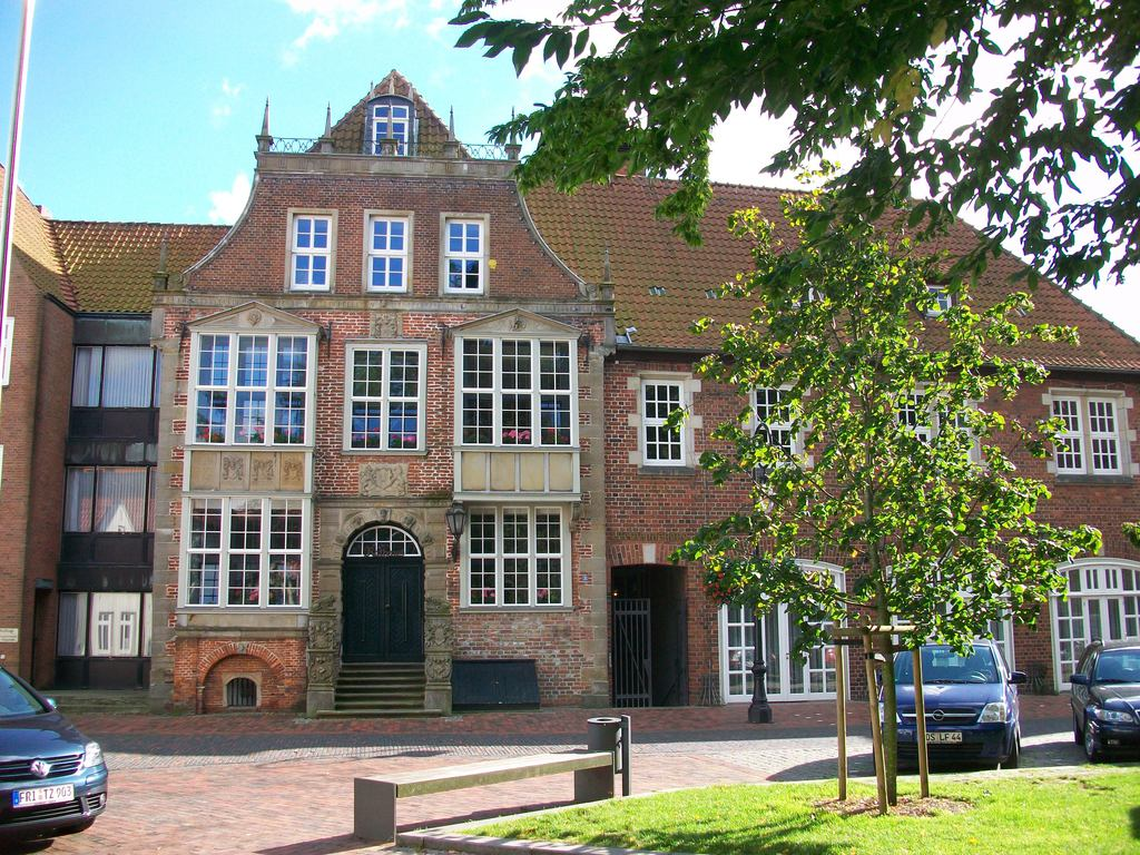 Rathaus in Jever