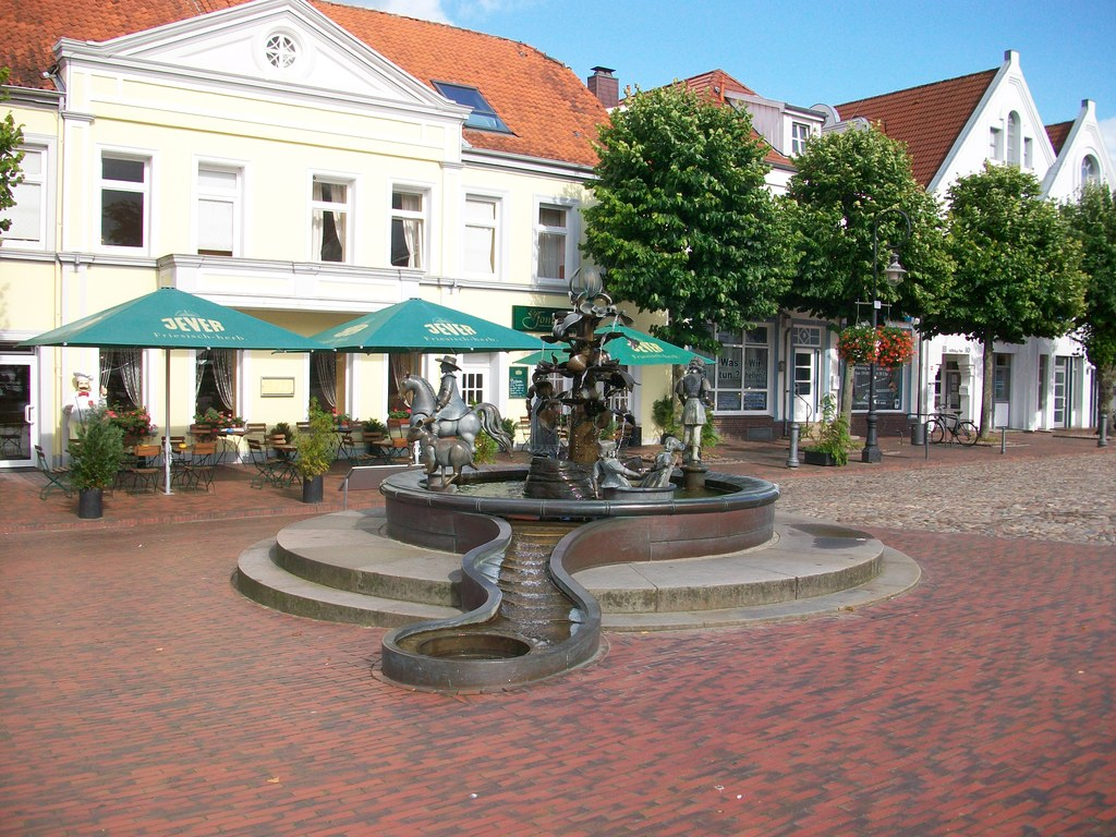 Innenstadt Jever