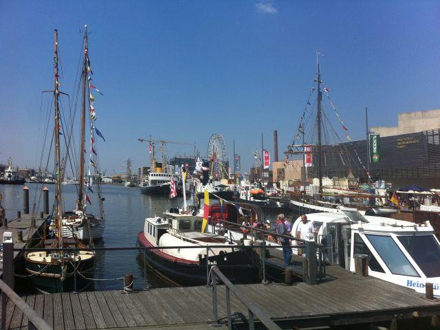 Alter Hafen Bremerhaven