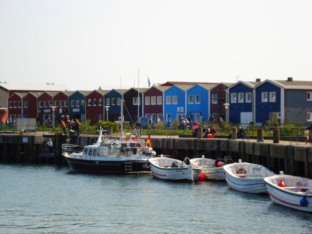 Hafen Helgoland