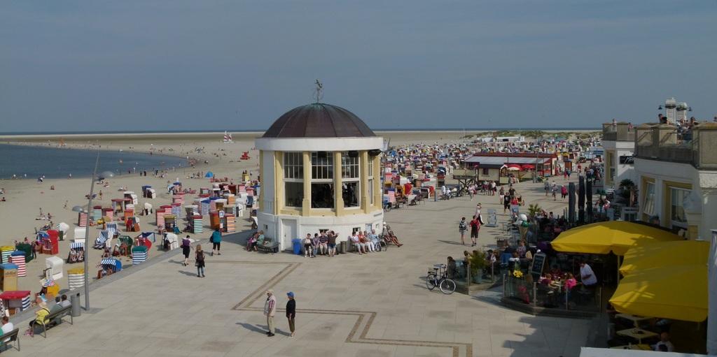 Strandpromenade Borkum