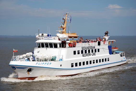 Cuxhaven MS Flipper Neuwerk