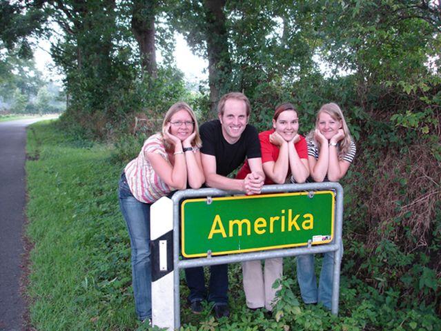 Stadtführung Friedeburg-Amerika