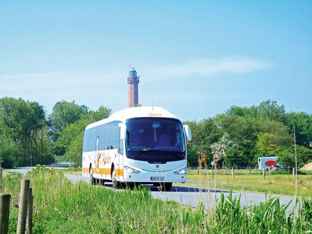 Inselrundfahrt Norderney