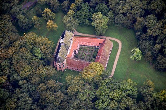 Kloster Ter Apel Luftaufnahme-Copyright-erfgoed.nl