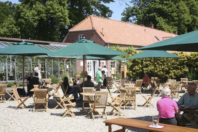 Cafe Schlosspark Lütetsburg