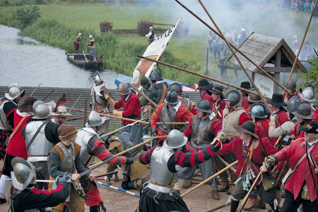 Schlacht um Bourtange