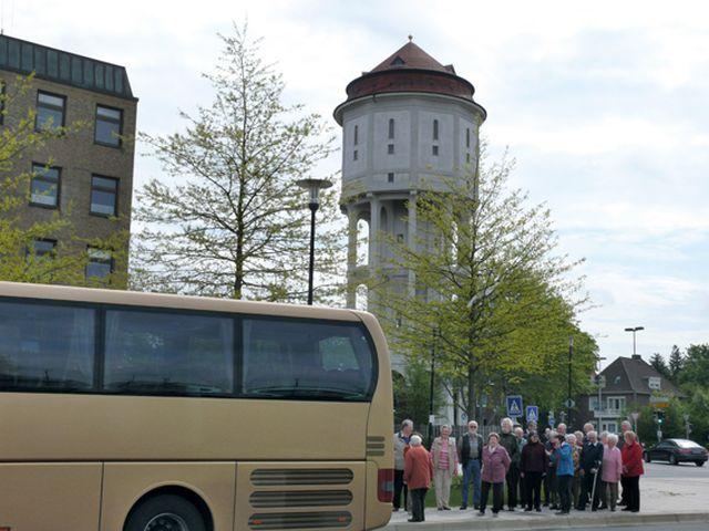 Stadtrundfahrt Emden