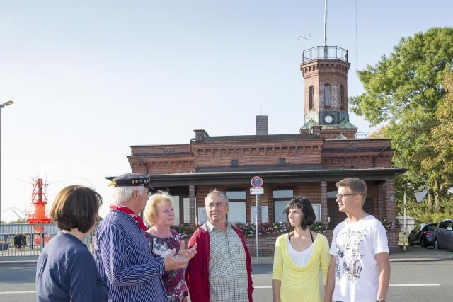Stadtführung Wilhelmshaven