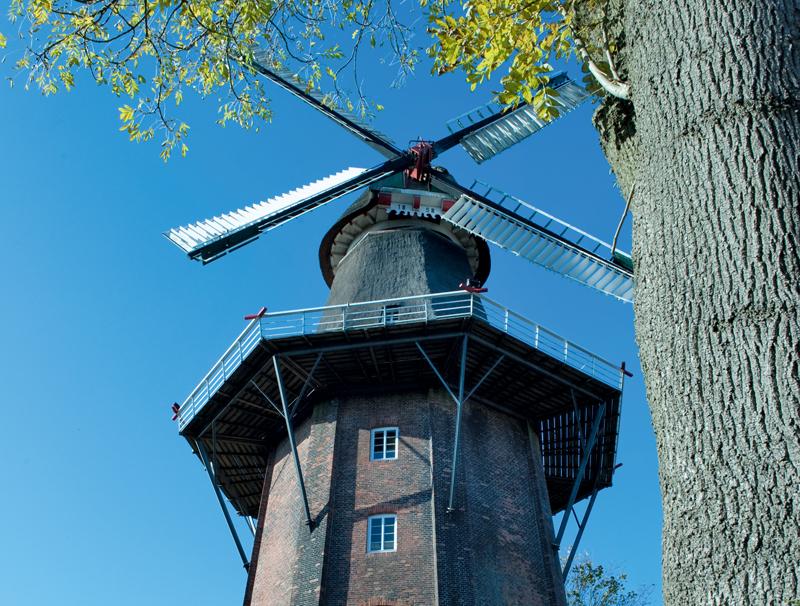 Windmühle Aurich