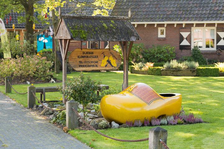 Klompenatelier in Niederlande